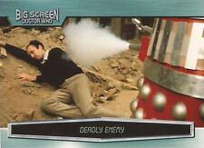 """Doctor Who Big Screen - CI-6 """"Deadly Enemy"""" Promo Card"""