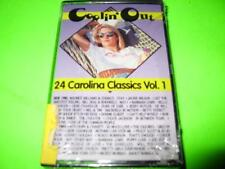 NEW FACTORY SEALED: COOLIN' OUT VOL. 1 ~ 24 CAROLINA CLASSICS ~ CASSETTE TAPE