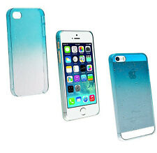 Blue Clear Crystal Hard Case Cover For iPhone 4 4S Sky Raindrop WaterDrop USA