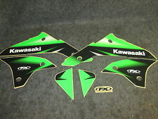 Kawasaki KLX450R 2008-2016 Factory FX EVO graphics kit GR1192
