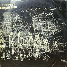 Fairport Convention(Vinyl LP)What We Did On Our Holiday-G/Fair