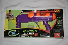 Nuf Nuf Air Pressure Paintball Foam Dart Sponge Toy Gun Launcher Oh! No! RARE