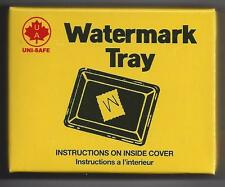 "Uni-Safe Watermark Detector Tray 3-3/8"" x 2-5/8"""