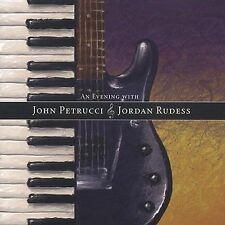 An Evening with John Petrucci & Jordan Rudess by John Petrucci (CD, May-2004,...