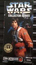 """Star Wars Collector Series 12"""" Luke Skywalker in X-Wing Gear"""
