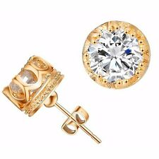 Gemma Top Quality Fashion Jewelry Stud Earring Women Gold Plated Party Beautiful