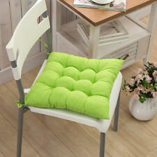 Chair Seat Pad Tie On Soft Cushion Pillow Garden Patio Office Home Decor 40*40cm