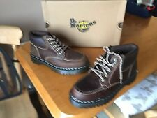 Dr Martens Pilloy brown crazy horse boots UK 9 EU 43 hiking walking England 939