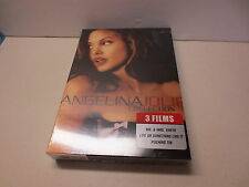 The Angelina Jolie Collection (DVD, 2006, 3-Disc Set)
