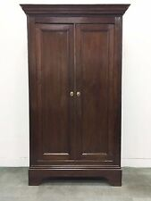 A French Antique Chestnut Armoire  Circa 1880 - j015