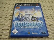 Yeti porte Arctic Adventures per PlayStation 2 ps2 PS 2 * OVP *