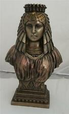 Willow Hall EGYPTIAN CLEOPATRA BUST Egypt Pyramids Pyramid Pharoah