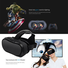 3D All-in-one Wifi Bluetooth BT Android 1080p Virtual Reality VR Glasses Headset
