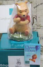 "WDCC Winnie the Pooh ""Silly Old Bear"" Disney NIB/COA + bonus & Free Shipping"