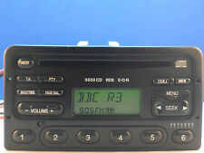 Ford Radio 6000 CD PLAYER STEREO & CODICE Transit Mondeo Escort Fiesta Puma Focus
