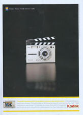 Kodak Easyshare V550 Camera 2006 Magazine Advert #1952