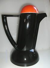 Schräge Kaffee Kanne Arzberg City Modern Art California Rabold 80er coffee pot