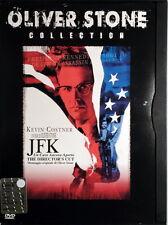 JFK UN CASO ANCORA APERTO - Stone 2 DVD Costner Bacon Jones Oldman Spacek OOP