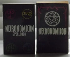 Lot of 3 Books Necronomicon and Spellbook, plus History (Dead Names) by Simon