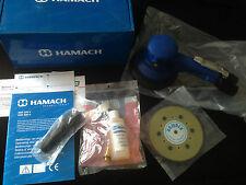 HAMACH -PHP 165 V- Pneumatischer Roto-Exzenterschleifer mit Staubabsaugung