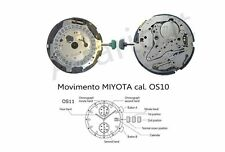 Movimento al quarzo Chrono MIYOTA 0S10 OS10 movement quartz for watch Japan Made