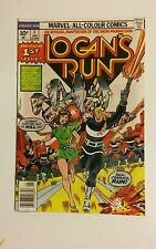 Stan Lee Presents, Logan's Run, 1st Issue Special,  Jan 1977, NM