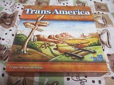 Rio Grande Board Game TransAmerica Franz Benno Delonge Winsome Games 2002