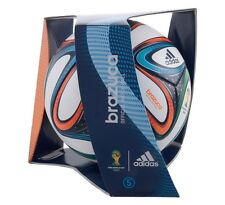 adidas Soccer Brazuca FIFA World Cup 2014 Official Match Ball Size 5 - Authentic