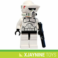 LEGO STAR WARS Elite Clone ARF Trooper Minifig + Blaster Gun 7913 NEW RARE