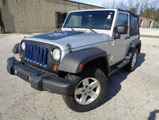 Jeep: Wrangler 4WD 2dr X