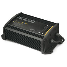 Minn Kota MK-220D Digital On-Board Marine Boat Battery Charger 12V 2 Bank 10 Amp