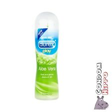 DUREX PLAY ALOE VERA Sex Lube 50ml FAST DISCREET POST Water Based Lubricant