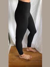Lululemon Size 6 Align Pant II Black NWT NULU Fabric High Rise Naked Wunder