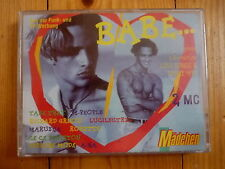 Babe Your Favourite Love Songs and Dance Hits DEPECHE MODE A-HA TAKE THAT MC