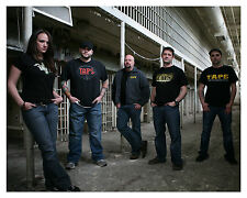 --- GHOST HUNTERS--cast- 8x10 Photo
