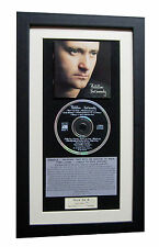 PHIL COLLINS But Seriously CLASSIC CD Album TOP QUALITY FRAMED+FAST GLOBAL SHIP