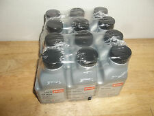 Stihl 12 Pack Synthetic Oil Mix 50:1 HP Ultra 2-Cycle 1 Bottle 2.6 oz 1 Gallon G