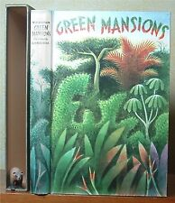 Green Mansions by W H Hudson, pics. by Covarrubias, Heritage Press