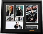 New Eminem Signed Limited Edition Memorabilia Framed