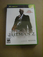 XBOX Hitman 2 Blood Money