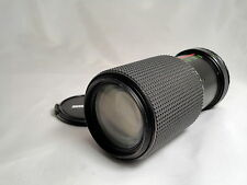 Zykor 80-200mm f4.5 Manual Focus Lens adapted to Canon EOS EF cameras T6i T5i T2