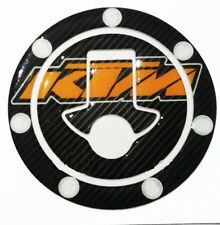 KTM DUKE 125 200 390 Custom Made Tank Cap Sticker or Fuel Cap Pad Protector