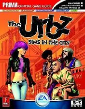 The URBZ: Sims in the City (Prima Official Game Guide)-ExLibrary