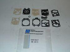 Kit / Serie Membrane Carburatore WALBRO D20 - WAT Motosega / Decespugliatore