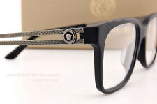 Brand New VERSACE Eyeglass Frames 3218 5122 BLACK Women Men 100% Authentic SZ 53