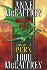 Dragon's Fire (The Dragonriders of Pern)-ExLibrary