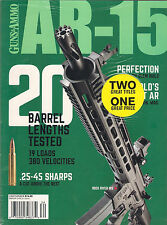 SS LOT 2 in 1 2015 BOOK of the AR-15 Rock River IRS Barrel Lengths IDF LMT Bravo