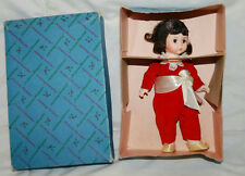 """VINTAGE MADAME ALEXANDER RED BOY 440 7"""" DOLL WITH BOX"""