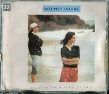 Boy Meets Girl   CD-Single   WAITING FOR A STAR TO FALL  (c) 1988