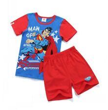 NEW! MARVEL BOY'S LOUNGE WEAR/ TERNO SET (MAN OF STEEL, SIZE #10/ 4-5Y)